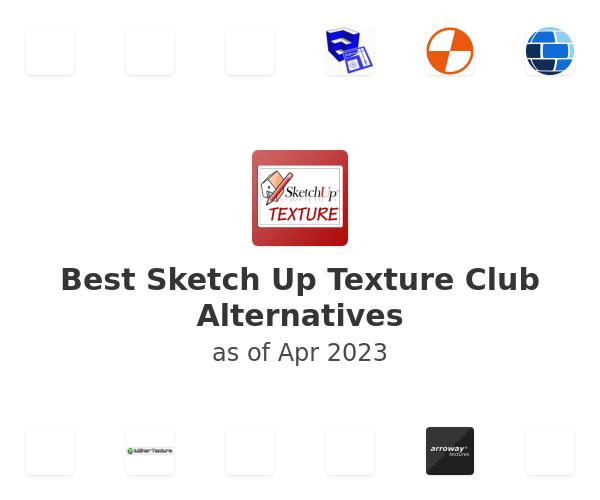 Best Sketch Up Texture Club Alternatives