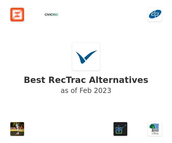 Best RecTrac Alternatives