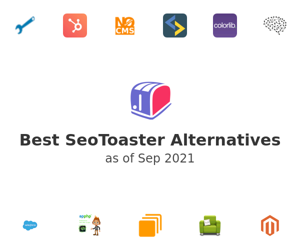 Best SeoToaster Alternatives