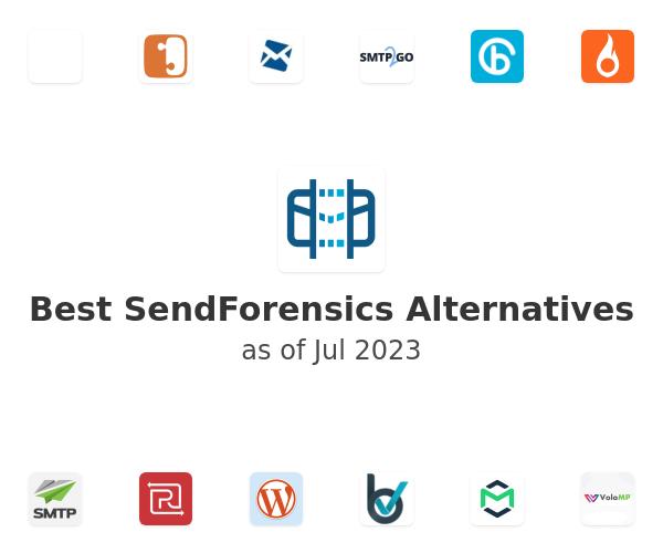 Best SendForensics Alternatives