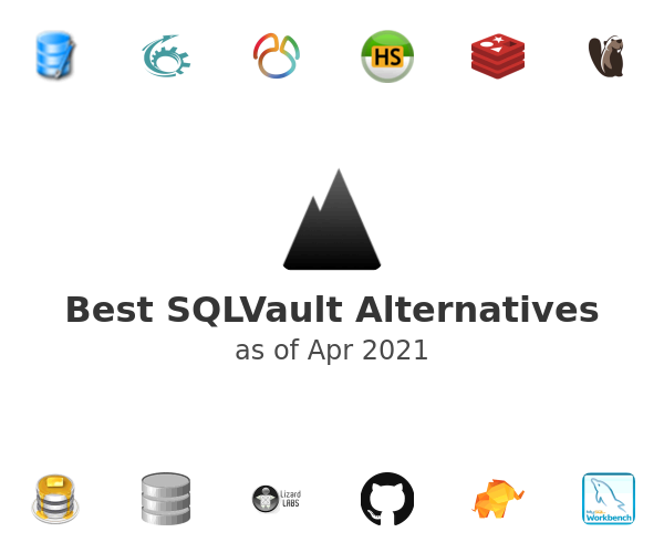 Best SQLVault Alternatives