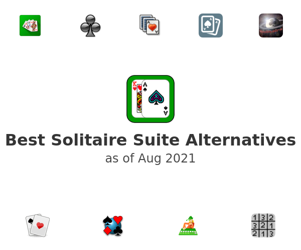 Best Solitaire Suite Alternatives