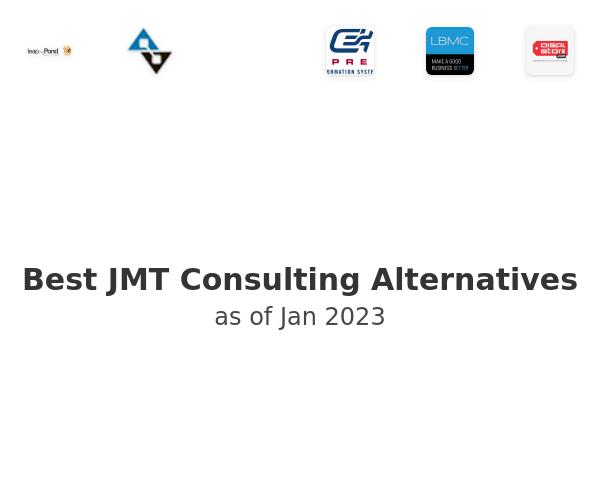 Best JMT Consulting Alternatives