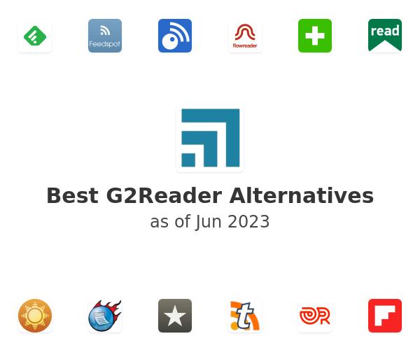 Best G2Reader Alternatives