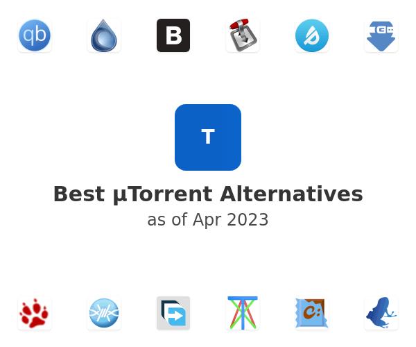 Best µTorrent Alternatives