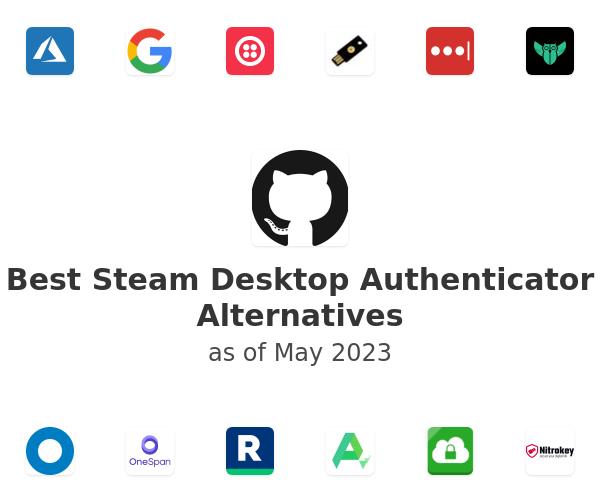 Best Steam Desktop Authenticator Alternatives