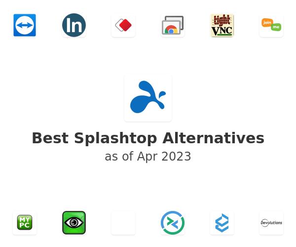 Best Splashtop Alternatives