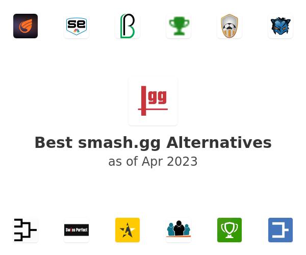 Best smash.gg Alternatives