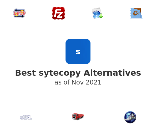 Best sytecopy Alternatives