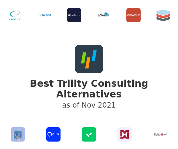 Best Trility Consulting Alternatives
