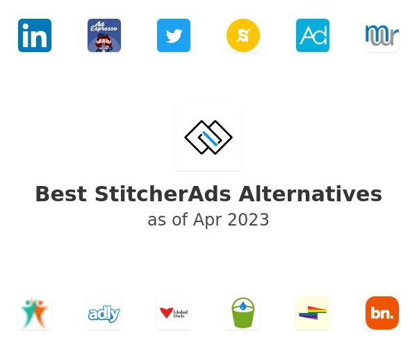 Best StitcherAds Alternatives