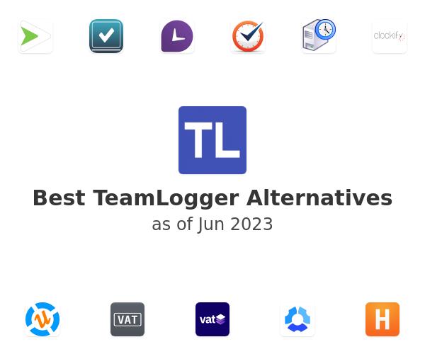 Best TeamLogger Alternatives