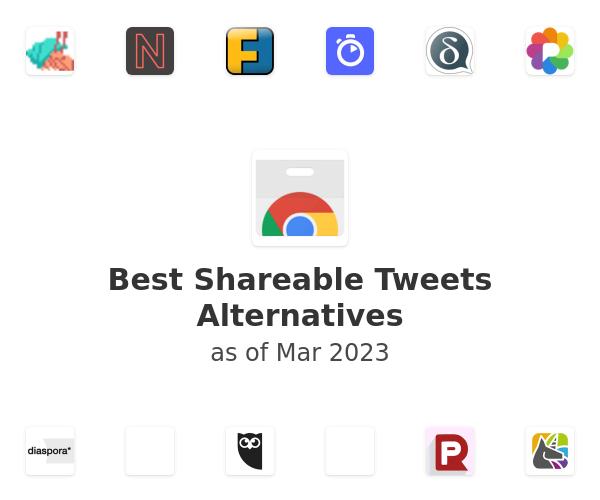 Best Shareable Tweets Alternatives
