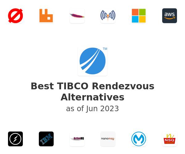 Best TIBCO Rendezvous Alternatives