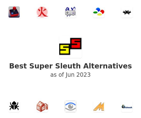 Best Super Sleuth Alternatives