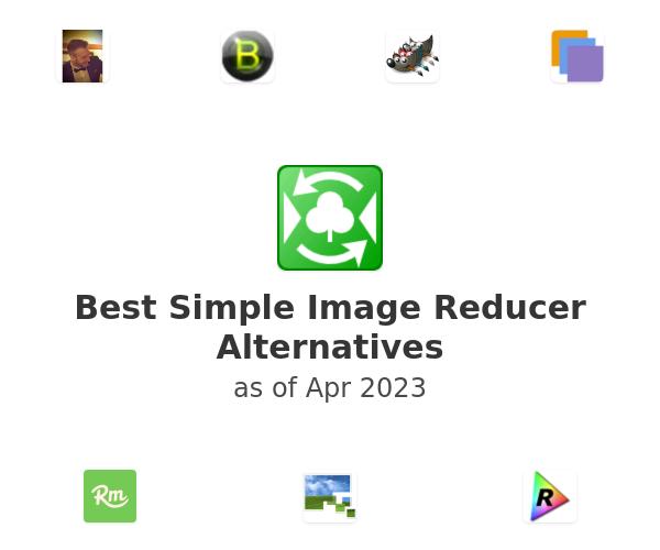 Best Simple Image Reducer Alternatives