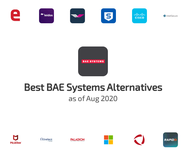 Best BAE Systems Alternatives