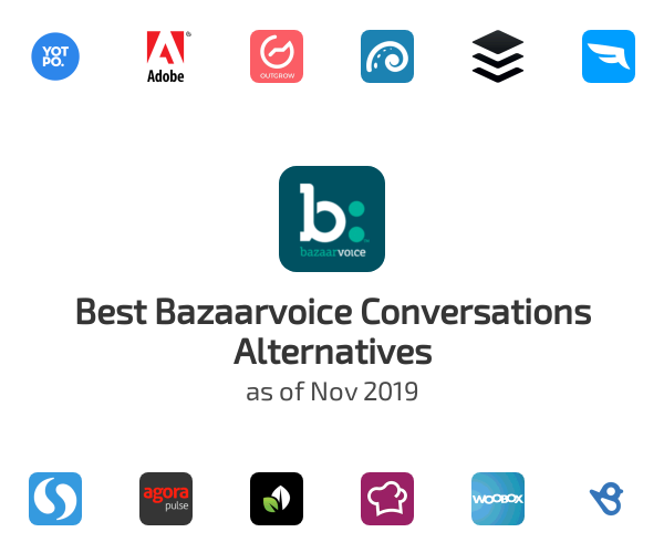 Best Bazaarvoice Conversations Alternatives