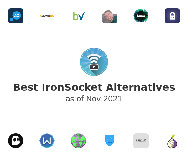 Best IronSocket Alternatives