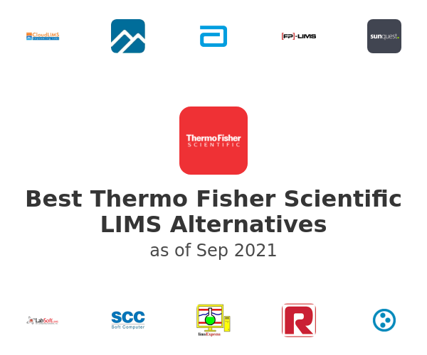 Best Thermo Fisher Scientific LIMS Alternatives