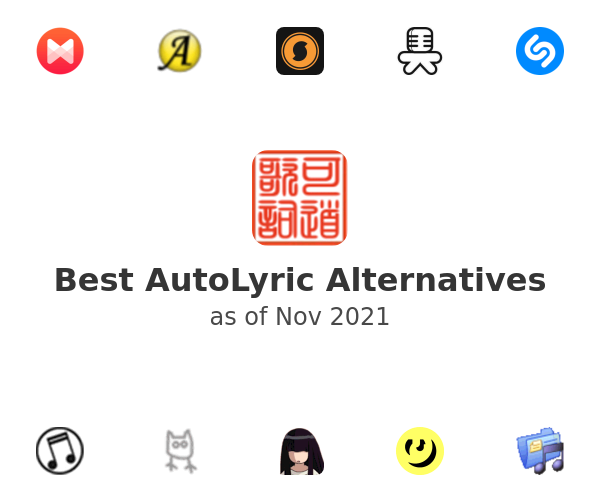 Best AutoLyric Alternatives