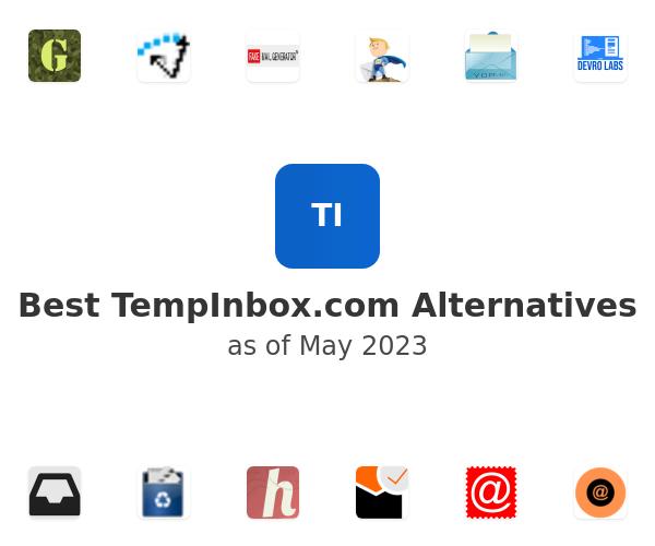 Best TempInbox.com Alternatives