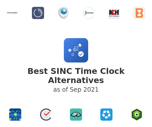 Best SINC Time Clock Alternatives