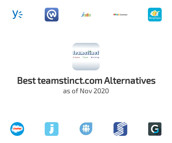 Best teamstinct.com Alternatives