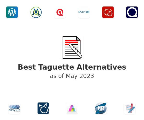Best Taguette Alternatives