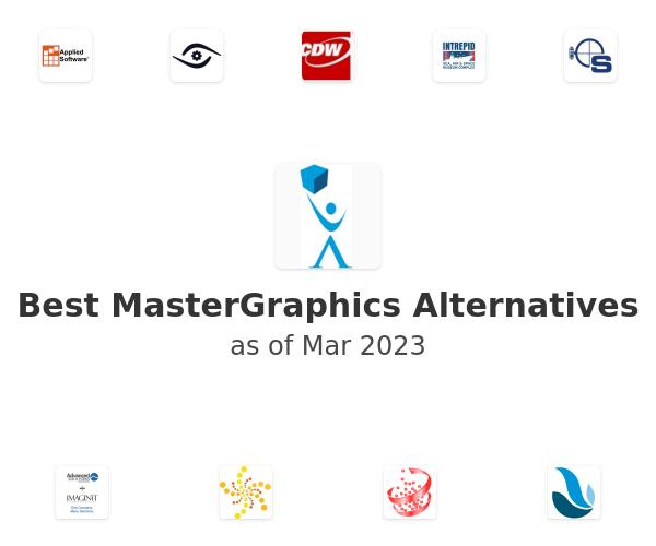 Best MasterGraphics Alternatives