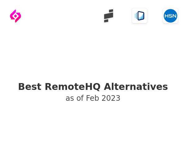 Best RemoteHQ Alternatives