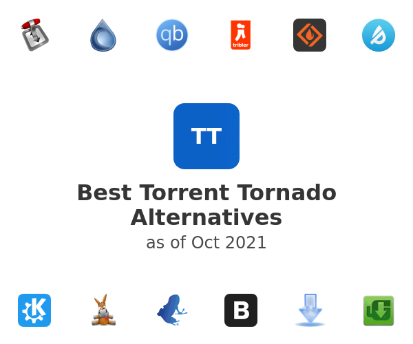 Best Torrent Tornado Alternatives