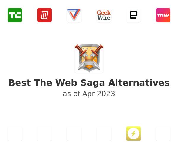 Best The Web Saga Alternatives