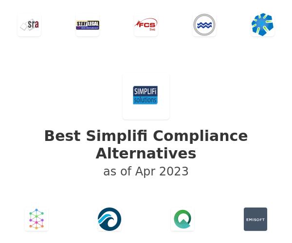 Best Simplifi Compliance Alternatives