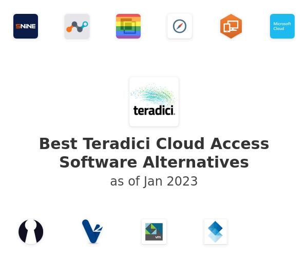 Best Teradici Cloud Access Software Alternatives