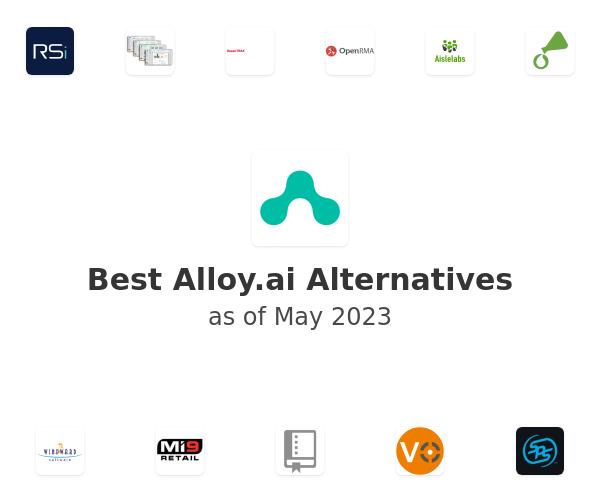 Best Alloy.ai Alternatives