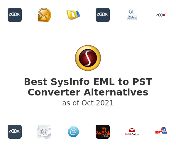 Best SysInfo EML to PST Converter Alternatives