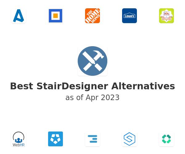 Best StairDesigner Alternatives