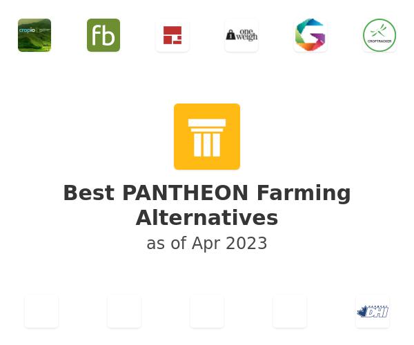 Best PANTHEON Farming Alternatives