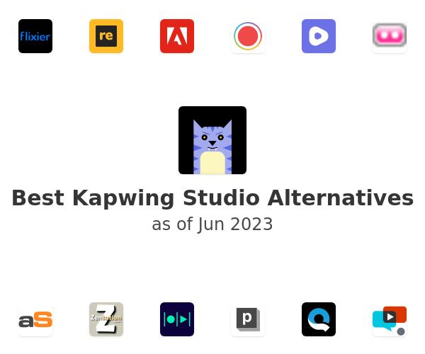 Best Kapwing Studio Alternatives