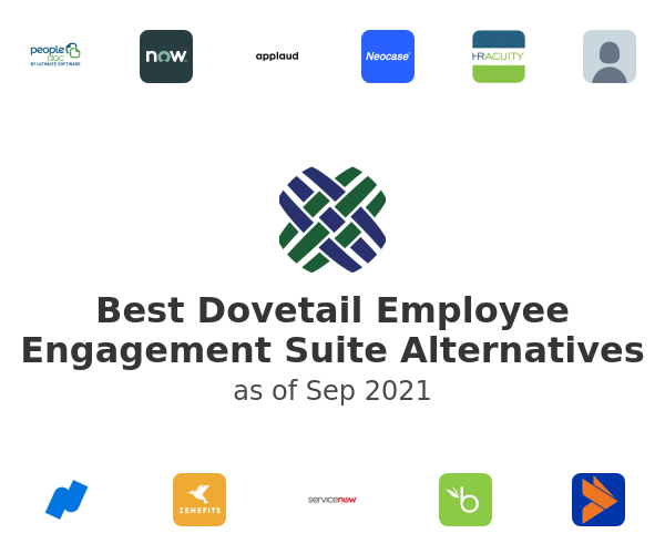 Best Dovetail Employee Engagement Suite Alternatives