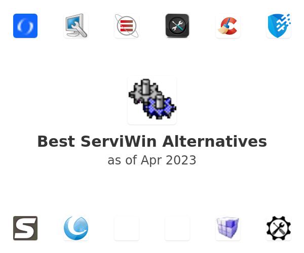 Best ServiWin Alternatives