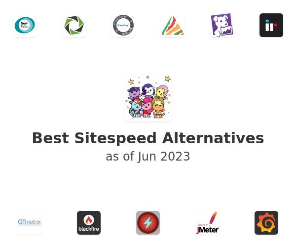 Best Sitespeed Alternatives