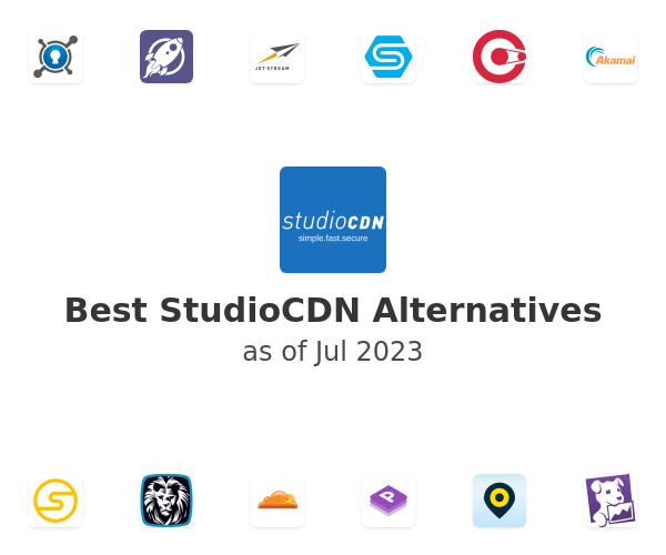 Best StudioCDN Alternatives