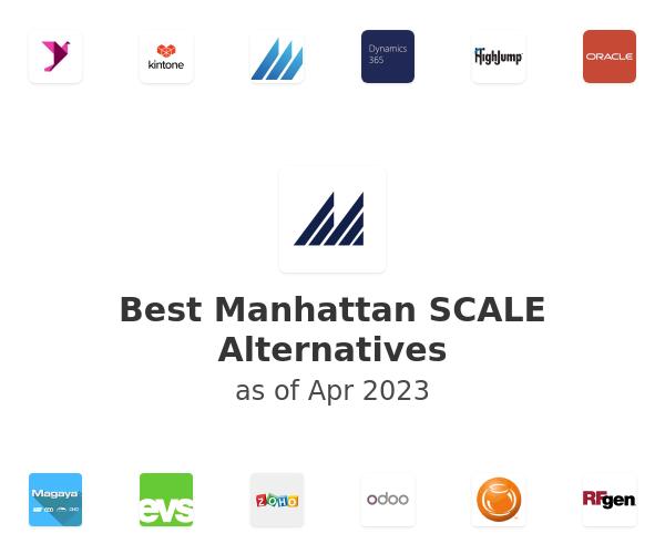 Best Manhattan SCALE Alternatives