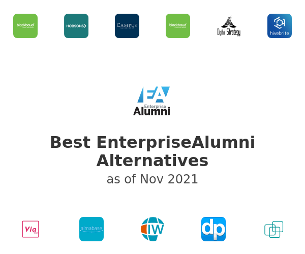 Best EnterpriseAlumni Alternatives