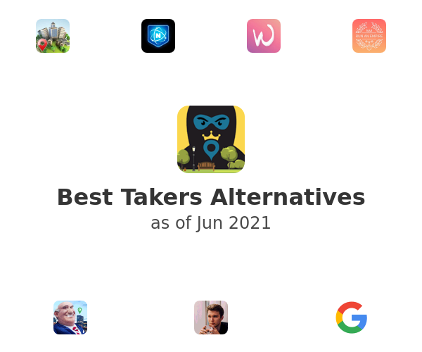Best Takers Alternatives