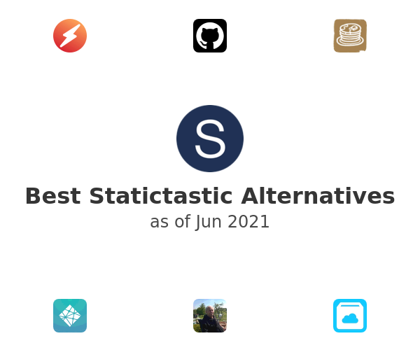 Best Statictastic Alternatives