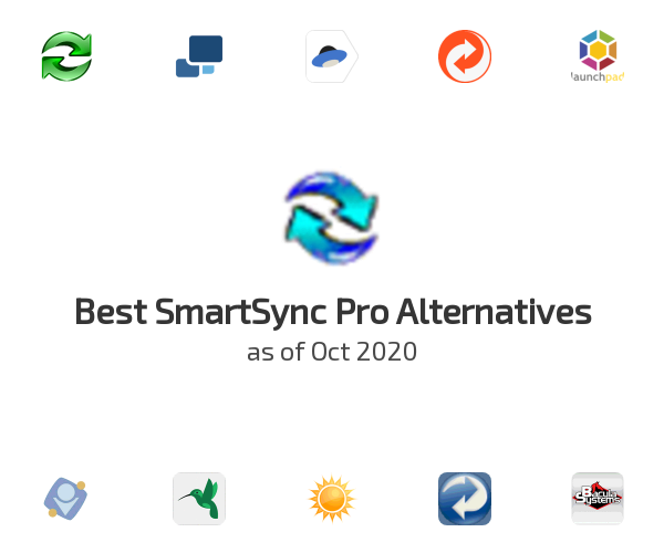 Best SmartSync Pro Alternatives
