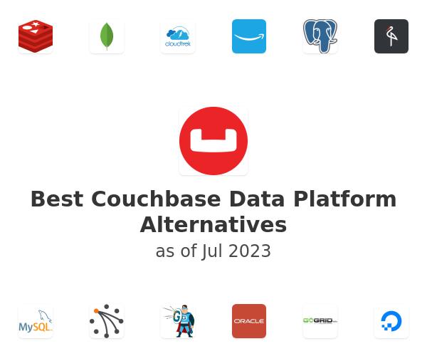 Best Couchbase Data Platform Alternatives